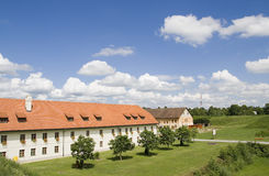 Fort de brod de Slavonski Photographie stock libre de droits