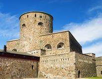 Fort 2 de Carlsten sur le marstrand d'île Photographie stock libre de droits