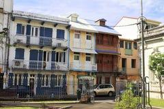 Fort de France - la Martinica - FWI - i Caraibi immagini stock libere da diritti