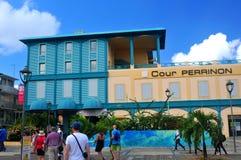 Fort de France, la Martinique Photo stock