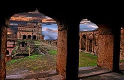 Fort de Garh Kundar Photos libres de droits
