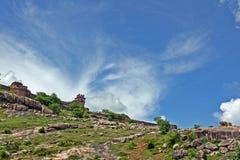 Fort de Garh Kundar Image libre de droits