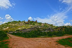 Fort de Garh Kundar Images libres de droits