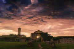 Fort de Getxo photo stock