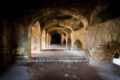Fort de Golconda, Hyderabad - Inde Image stock
