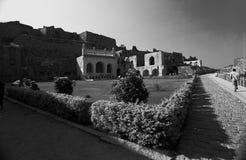 Fort de Golcunda en Hyderabad-Inde. Image stock