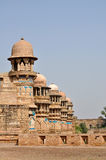Fort de Gwalior Photos libres de droits