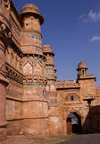 Fort de Gwalior Images stock
