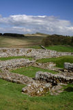 Fort de Housesteads Photo stock