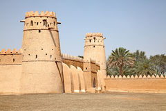 Fort de Jahili Photo stock