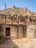 Fort de Jaigarh à Jaipur, Inde Images libres de droits