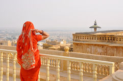 Fort de Jaisalmer Photos stock
