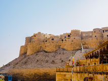 Fort de Jaisalmer Photographie stock