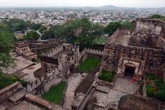 Fort de Jhansi photo stock