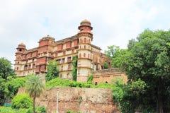 Fort de Kota et Inde antiques de palais Images libres de droits