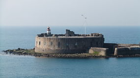 Fort de l'Ouest Obrazy Royalty Free
