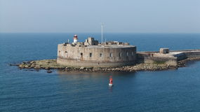 Fort De l'Ouest Image libre de droits