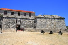 The fort de la Real Fuerza Royalty Free Stock Photography
