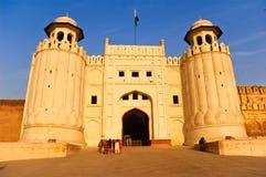 Fort de Lahore Photographie stock libre de droits