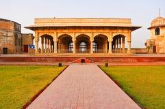 Fort de Lahore Images libres de droits
