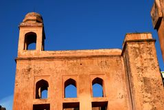 Fort de Lalbagh de Dhaka Image libre de droits