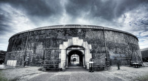 Fort de Landguard Photographie stock