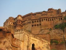 Fort de Meherangarh Photos stock
