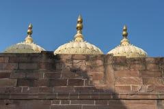 Fort de Mehrangarh, Jodhpur, Inde, Photographie stock libre de droits