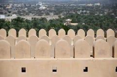 Fort de Nakhal Photos stock