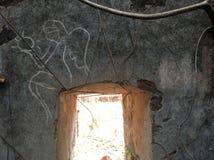 Fort de Redy Photos libres de droits