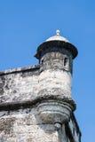 Fort de San Fernando de Bocachica Photos libres de droits