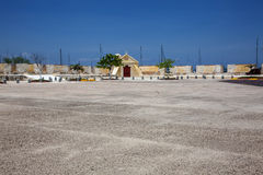 Fort de San Sebastian del Pastelillo Photos libres de droits