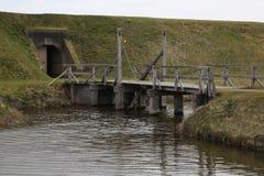 Fort De Schans - 1 Fotografia Stock