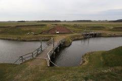 Fort De Schans Zdjęcia Stock