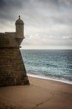 Fort de Sesimbra Photo stock