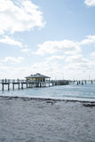 Fort de Soto in Florida. USA Stock Photography