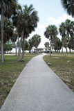 Fort de Soto in Florida. USA Stock Photo