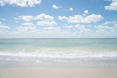Fort de Soto in Florida. USA Royalty Free Stock Photo