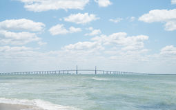 Fort de Soto in Florida. USA Stock Image