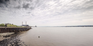 Fort de Tilbury dans Essex Photo stock