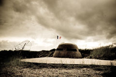 Fort de Verdun Photos libres de droits