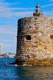 Fort Denison Royalty Free Stock Photography