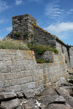 Fort du Cabellou, Southern Brittany Royalty Free Stock Photo