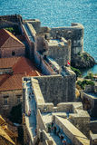 Fort in Dubrovnik Royalty Free Stock Image