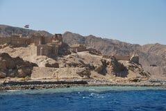 Fort in Egypte Royalty-vrije Stock Foto's