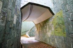 Fort-einmachender Park, Singapur lizenzfreie stockfotos