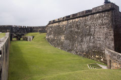 Fort El Morro - Puerto Rico Stock Photos