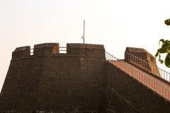 Fort eller bastion Fotografering för Bildbyråer