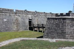 Fort espagnol Photo libre de droits