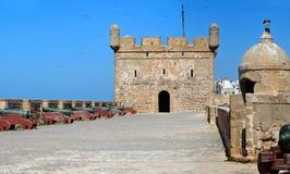 Fort in Essaouira Stock Photo